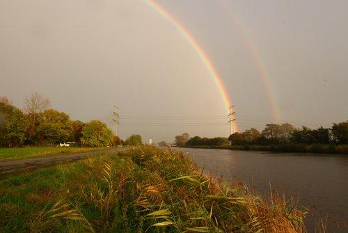 Mnemonic (double) rainbow